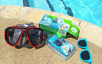 """กล้อง Fujifilm รุ่น """"WaterProof Quick Snap"""