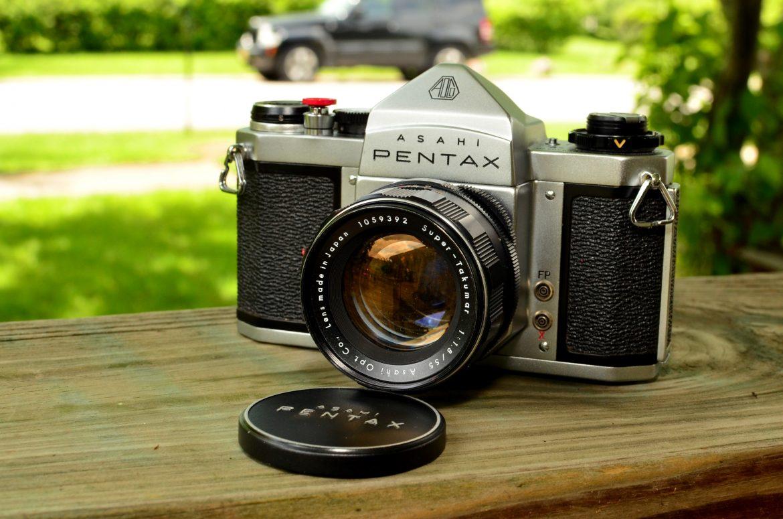 """Pentax SV"" กล้อง SLR Film ขวัญใจตากล้องมือใหม่ราคาย่อมเยา จากค่ายAsahi"