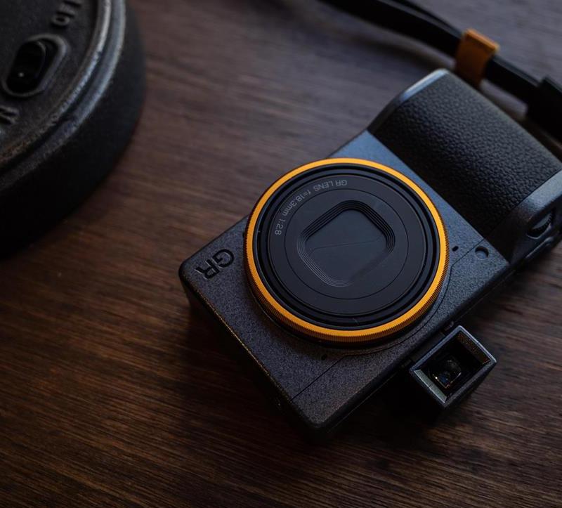 กล้อง GRIII Street Edition