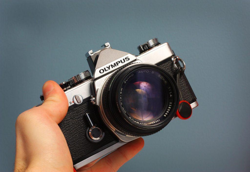 OM-1 กล้อง Compact SLR