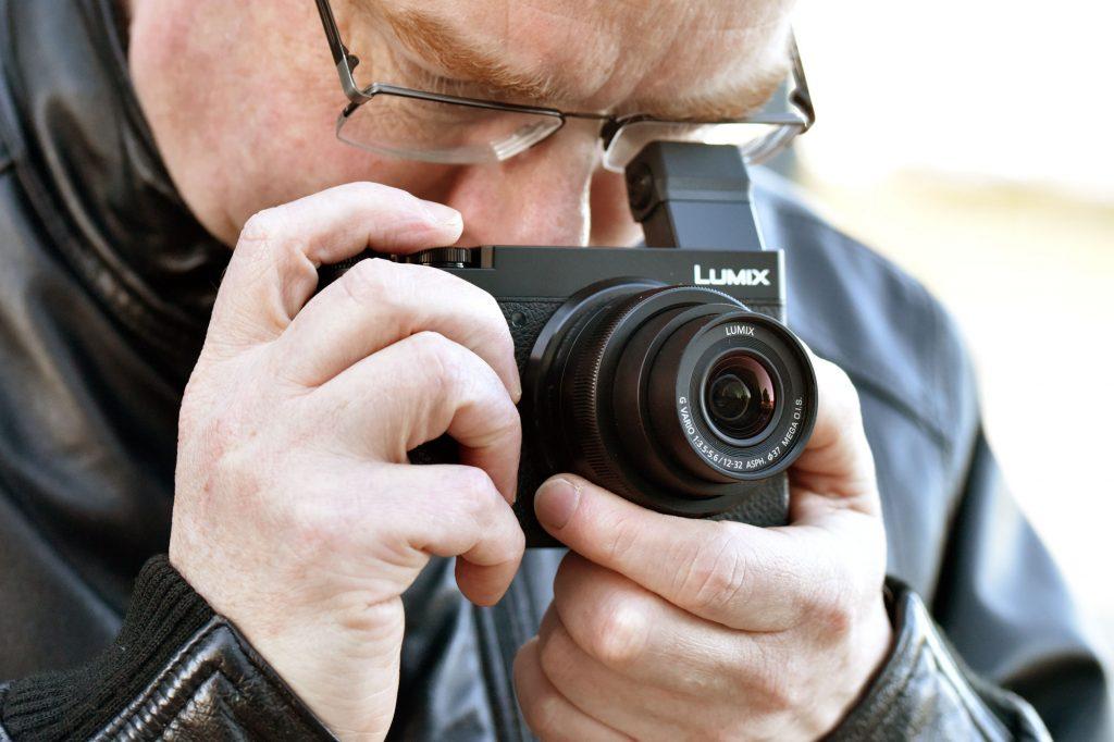Lumix GX9 ถ่ายภาพ