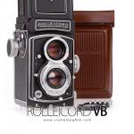 กล้อง Rolleicord รุ่น VB-หน้าปก