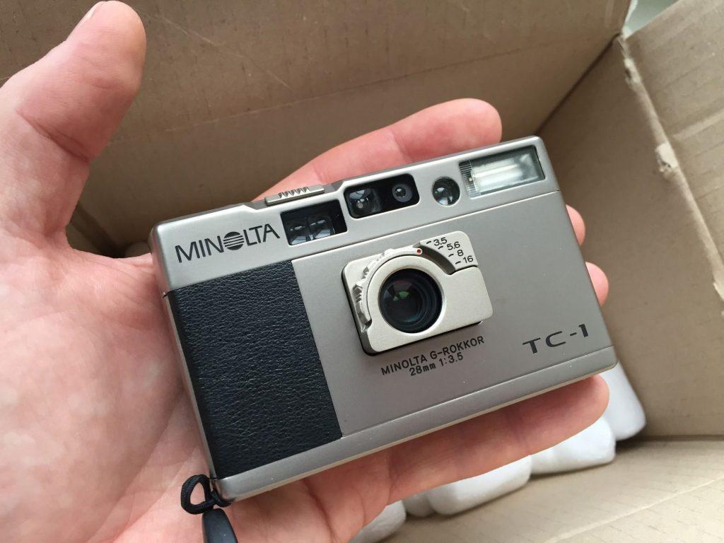 TC-1-ตัวกล้อง