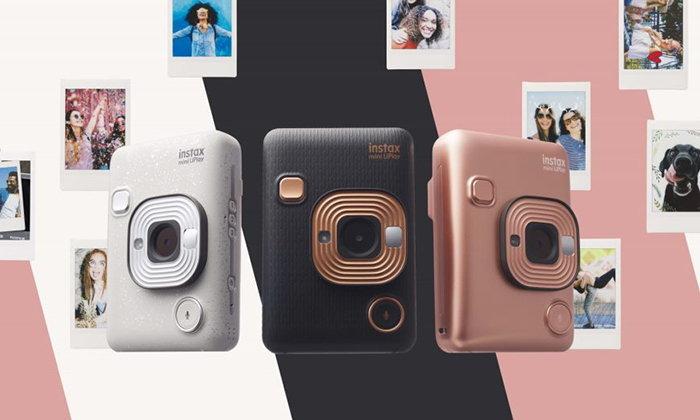 Instax mini LiPlay-3 สี