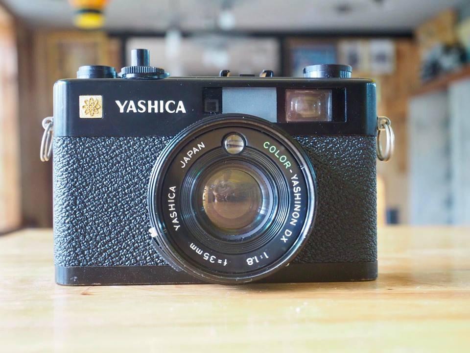 Electro 35 CC-ตัวกล้อง