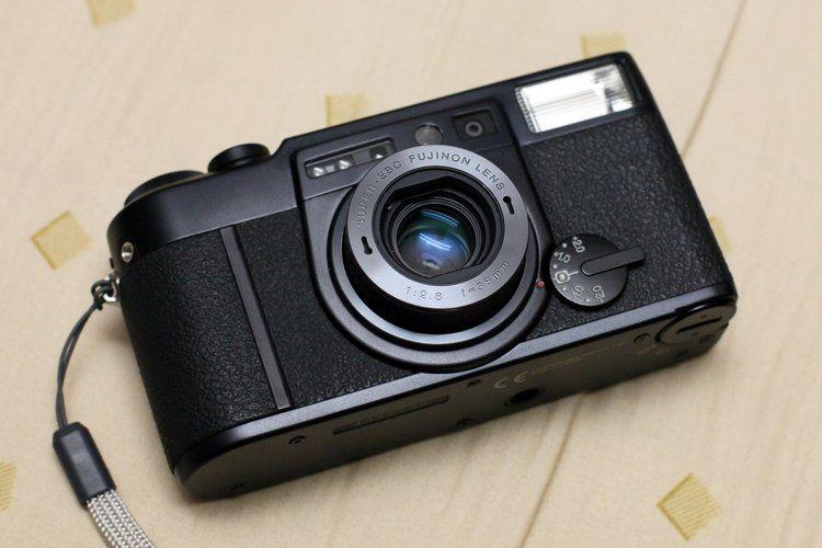 Klasse S-ตัวกล้อง