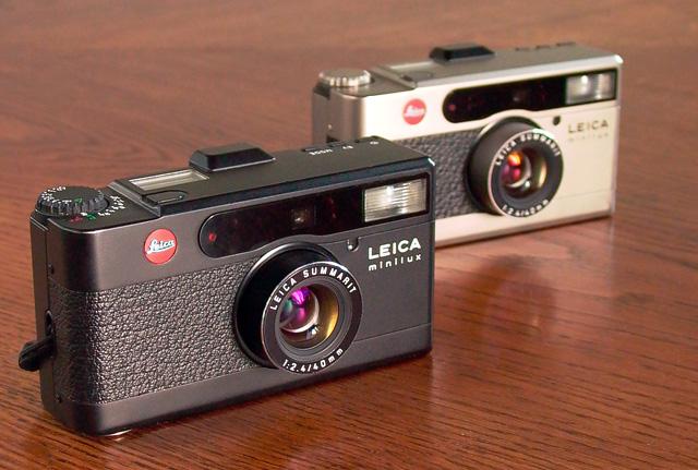 Minilux-กล้องสองตัว