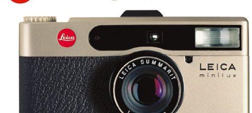 Minilux-กล้องดัง