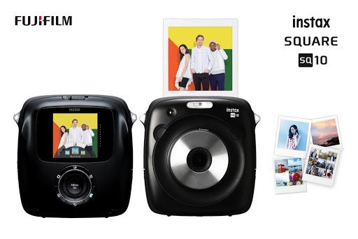 Instax Square SQ10 กล้อง Instant Camera ฟังก์ชั่นเพียบ จากแบรนด์ Fujifilm