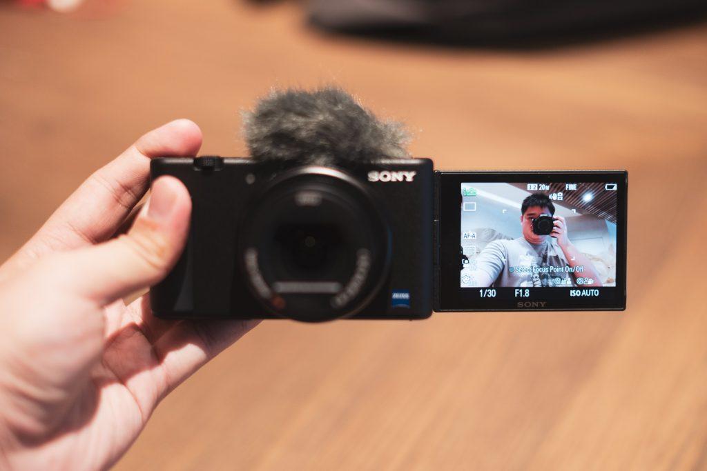 แนะนำกล้อง-โซนี่
