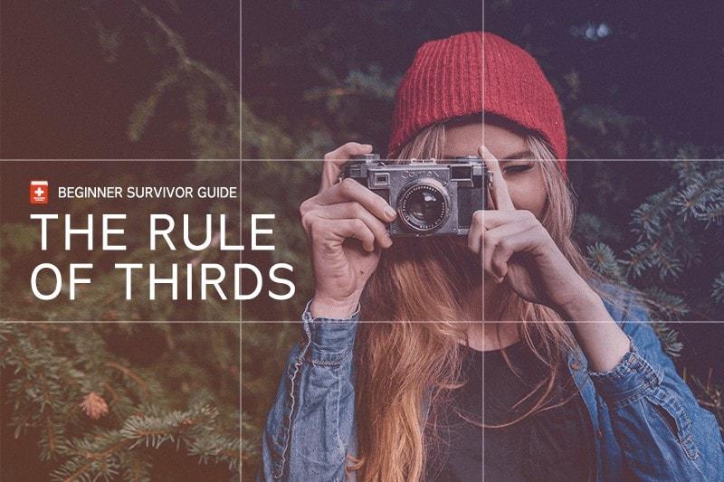 Rule of Thirds กฎสามส่วน กฎเหล็กในการถ่ายภาพเคล็ดลับดีๆสำหรับมือใหม่