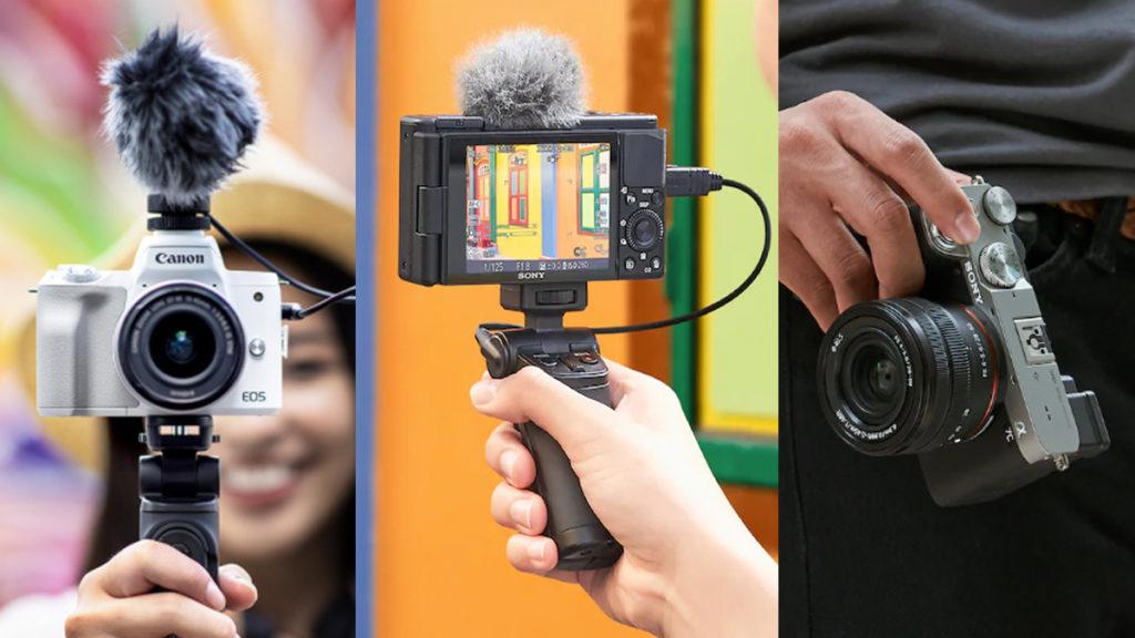 แนะนำกล้อง น่าใช้งานสองรุ่น สำหรับ Youtuber และ Streaming ในปี 2021