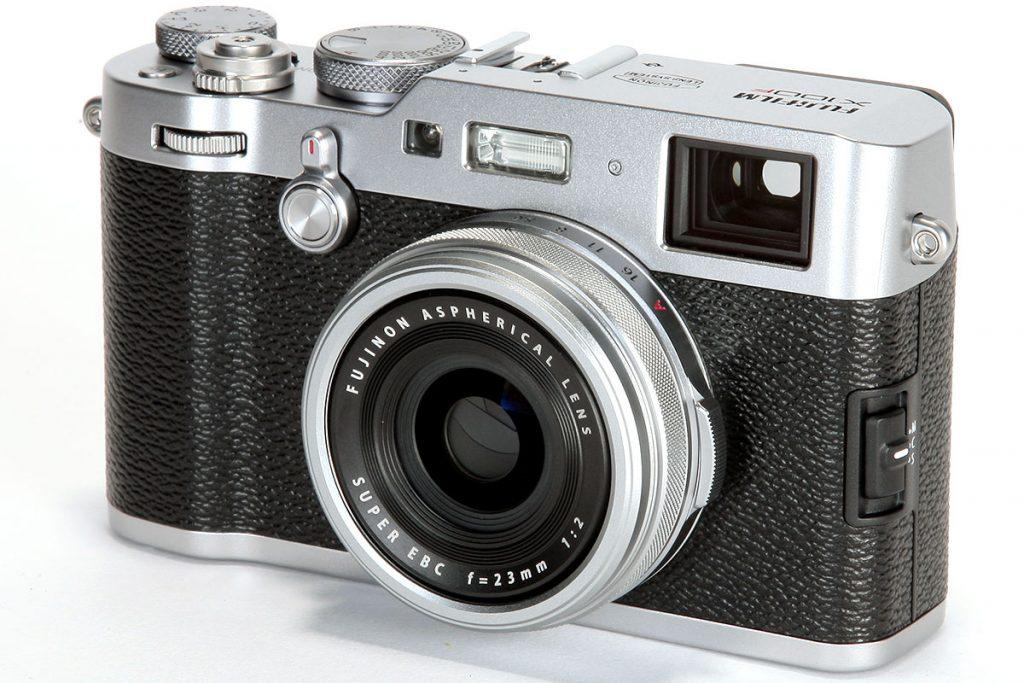 กล้องMirrorless-สีเงิน
