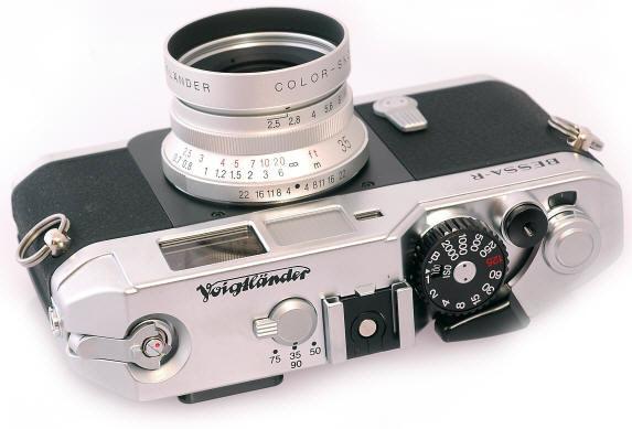Voigtlander Bessa R-ตัวกล้อง