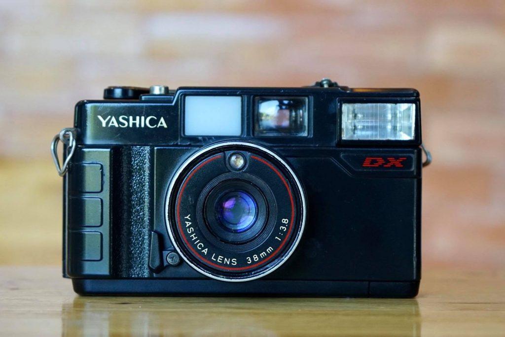 Yashica MF-2 super