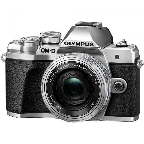 OM-D E-M10-ด้านหน้า