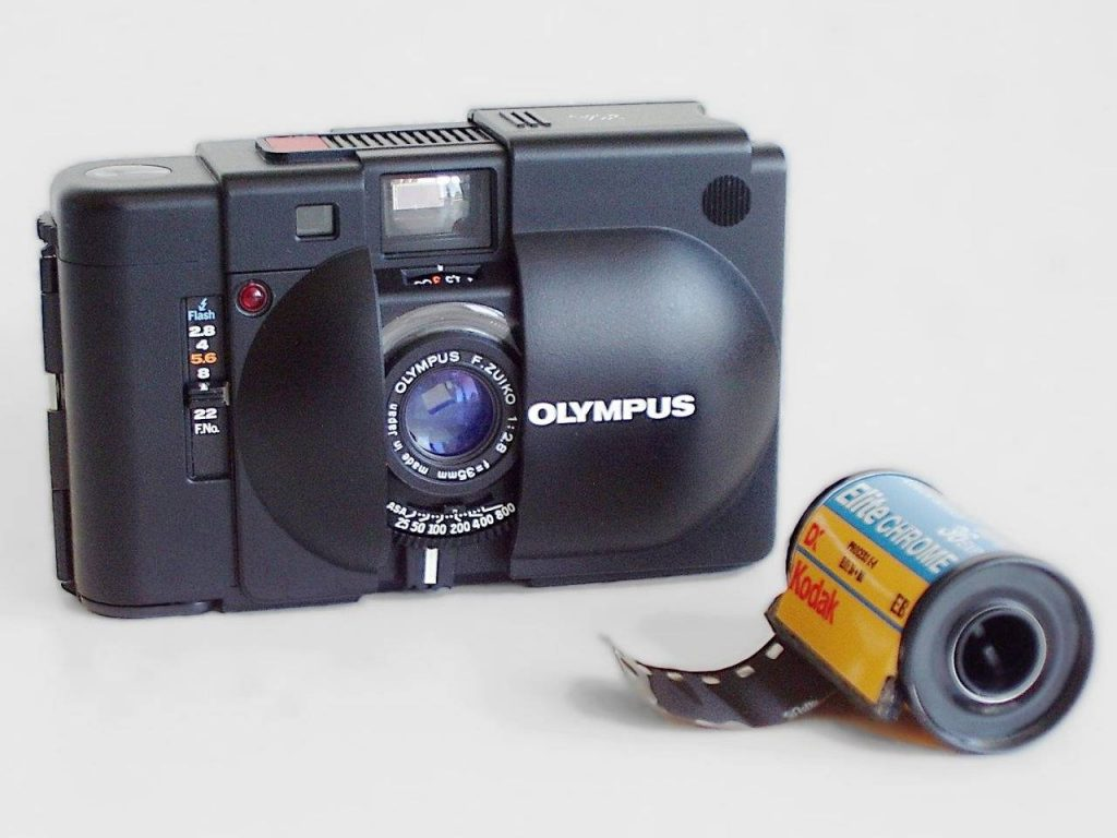Olympus XA-น่าใช้