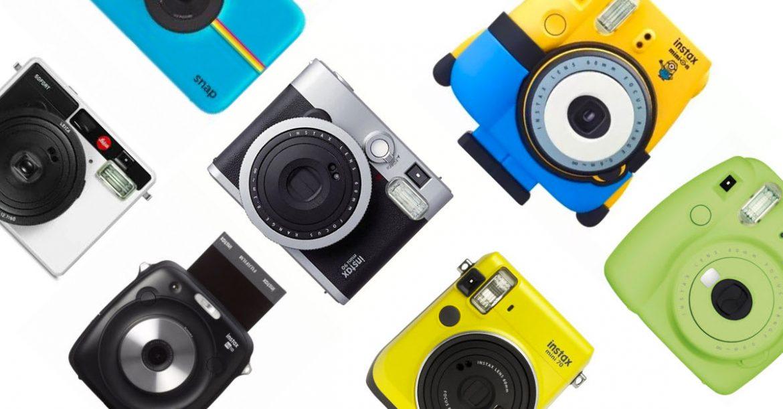 กล้องโพลารอยด์ Fuji 3 รุ่นน่าใช้งานมีรุ่นไหนบ้างน่ารัก ถ่ายแล้วได้รูปออกมาเลย