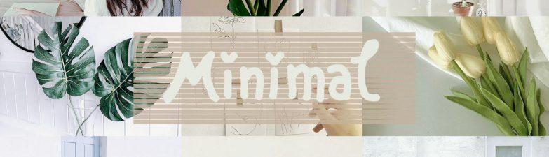 ถ่ายภาพสไตล์ Minimal